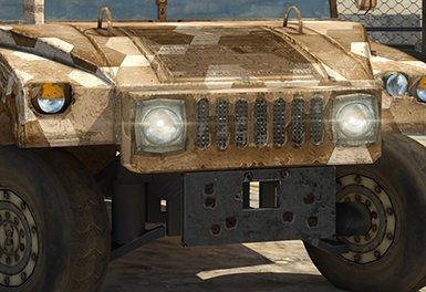 War Truck 3D Parking
