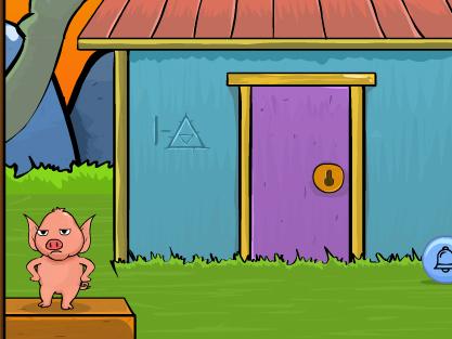 Piggy Land Escape
