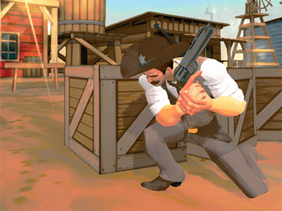 Wild West: Sheriff Rage
